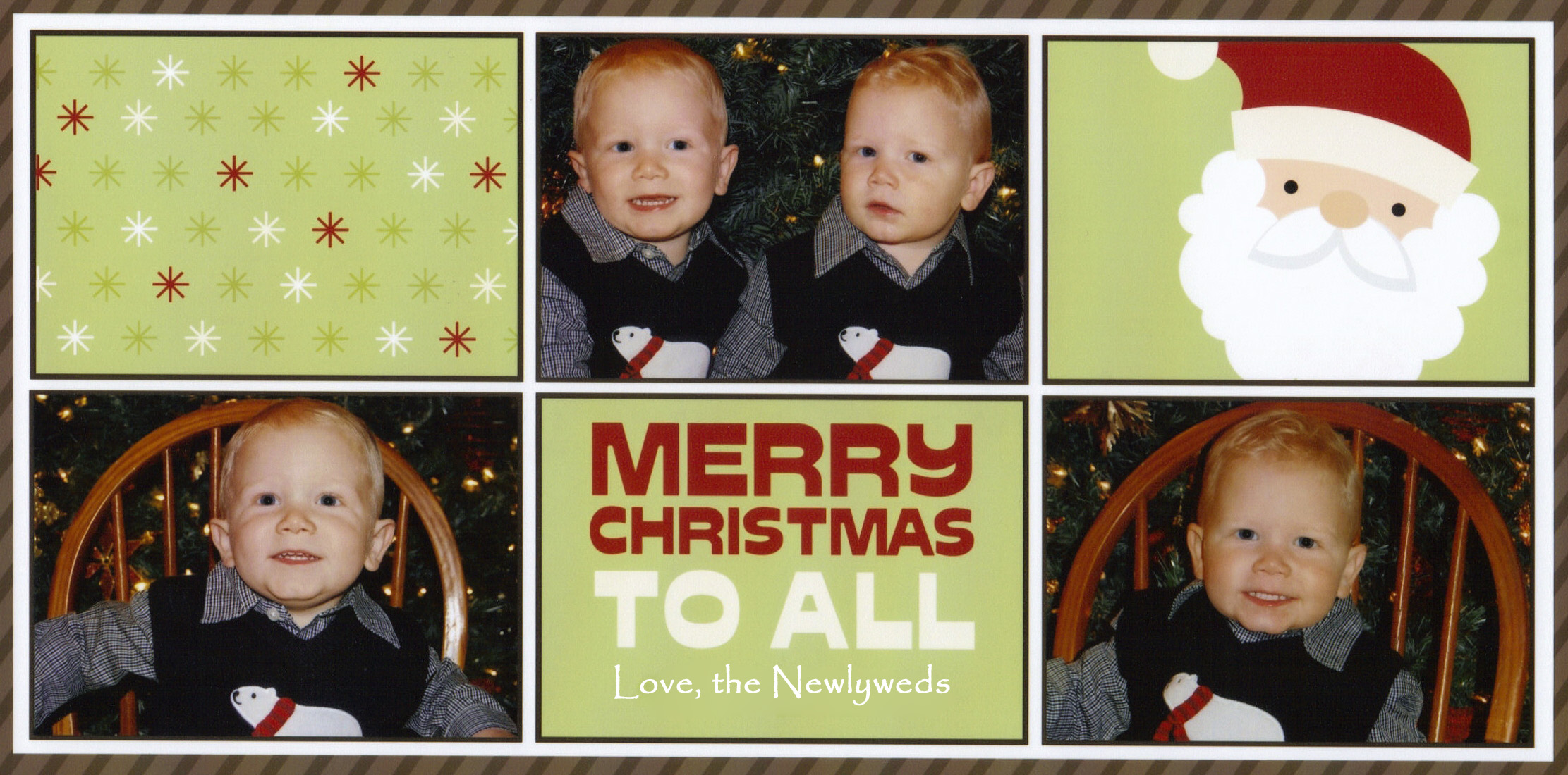 christmas card 09_newlyweds